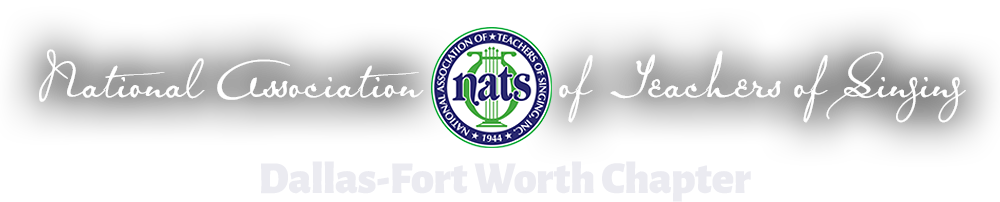 National Association of Teachers of Singing - Dallas Fort Worth Chapter